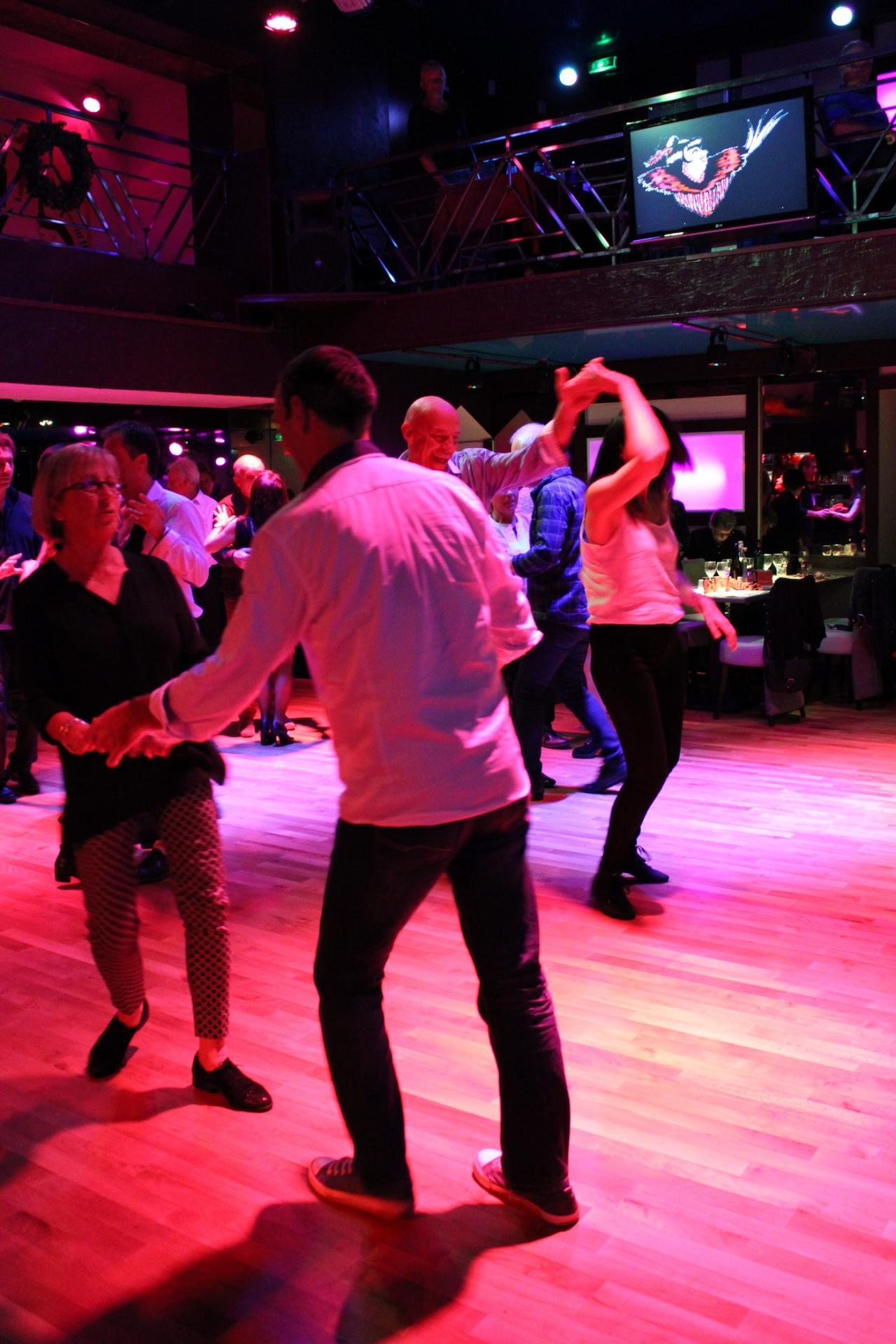 Stage de danse et soirée dansante - Nantillé novembre 2018