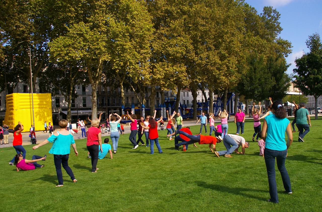 Flashmob WCS Niort