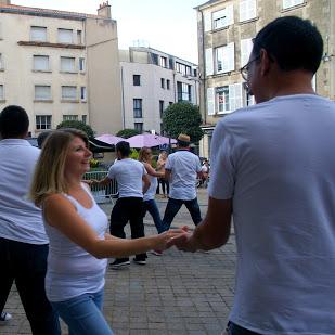 Flashmob WCS Poitiers